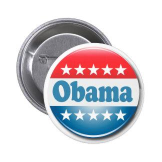 Obama 2012 2 inch round button