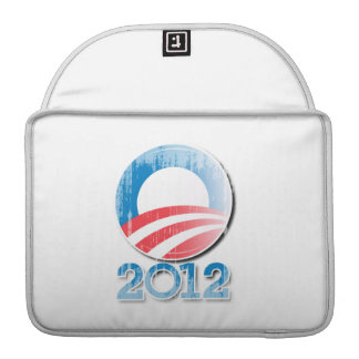 Obama 2012 Button Vintage.png MacBook Pro Sleeve