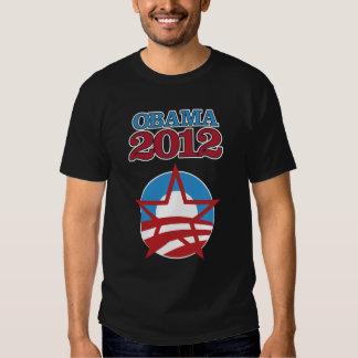 Obama 2012 camisas