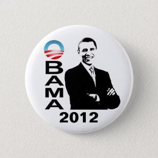 Obama 2012 Campaign Button