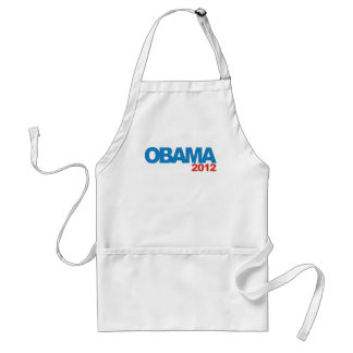 OBAMA 2012 Campaign Design Adult Apron