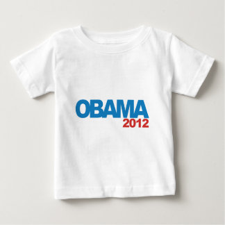OBAMA 2012 Campaign Design Baby T-Shirt