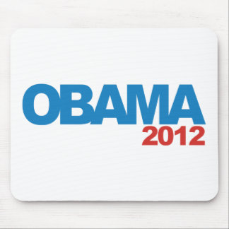 OBAMA 2012 Campaign Design Mouse Pad