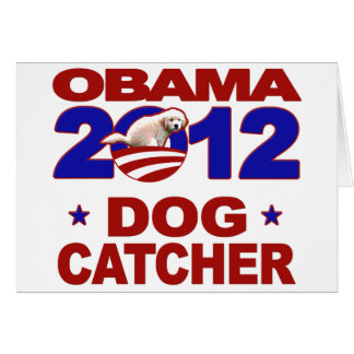 Obama 2012 Campaign Gear Greeting Cards