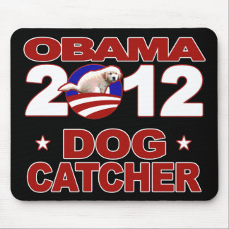 Obama 2012 Campaign Gear Mouse Pad