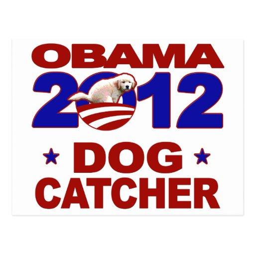 Obama 2012 Campaign Gear Postcards