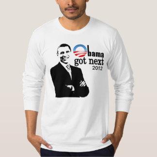 Obama 2012 Campaign - Obama got next T-Shirt