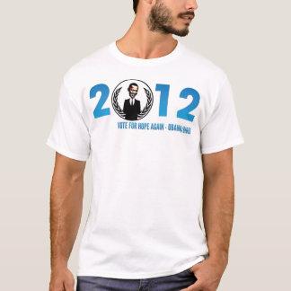 Obama 2012 Campaing Logo Shirt