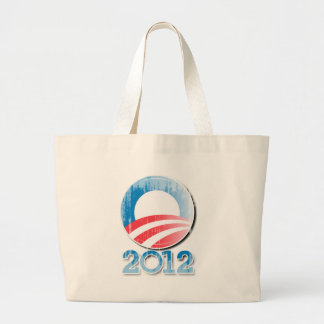 OBAMA 2012 CANVAS BAGS