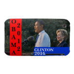 Obama 2012 & Clinton 2016 iPhone 3 Case