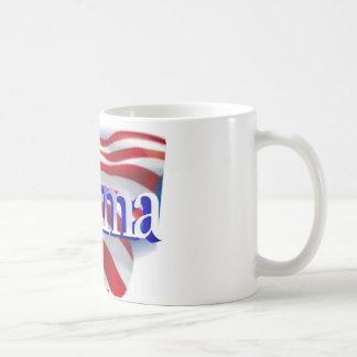 Obama 2012! coffee mug