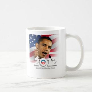 Obama 2012 coffee mug
