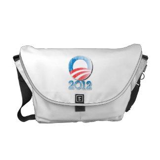 OBAMA 2012 COURIER BAG