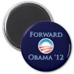 Obama 2012 - Delantero Imán De Frigorífico