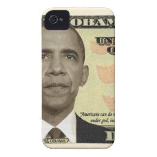 Obama 2012 Dollar Bill iPhone 4 Case-Mate Case
