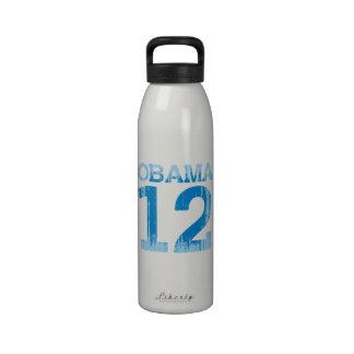 OBAMA 2012 DRINKING BOTTLES