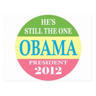 Obama 2012 - ¡Él sigue siendo el! Postales