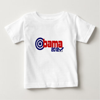 Obama 2012 Election Baby T-Shirt