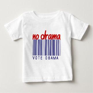 Obama 2012 Election Bumper Sticker T-shirts