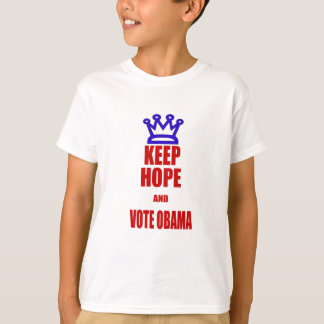Obama 2012 Election KEEP CALM Style T-Shirt