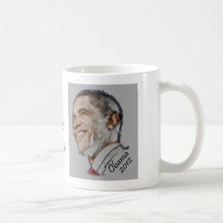 Obama 2012 Election Mug