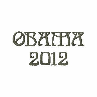 Obama 2012 embroidered hoodies