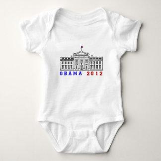 Obama 2012 for Whitehouse Baby Bodysuit