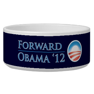 Obama 2012 - Forward Bowl