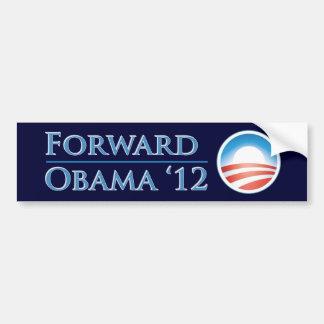Obama 2012 - Forward Bumper Sticker