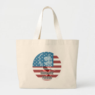 Obama 2012 Forward Canvas Bag