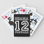 Obama 2012 forward card decks