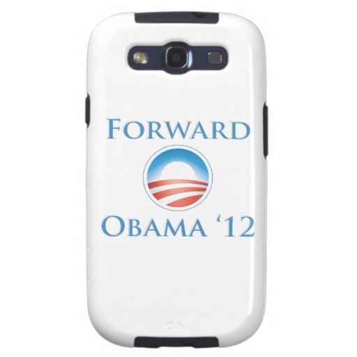 Obama 2012 - Forward Galaxy SIII Cases