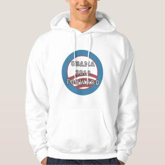 obama 2012 forward hoodie