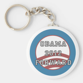 obama 2012 forward keychain