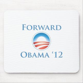 Obama 2012 - Forward Mouse Pad