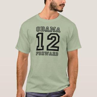 Obama 2012 forward T-Shirt