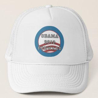 obama 2012 forward trucker hat