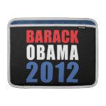 Obama 2012 fundas macbook air