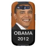Obama 2012 galaxy s3 funda