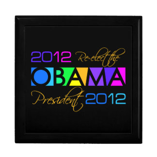 OBAMA 2012 gift / jewelry box