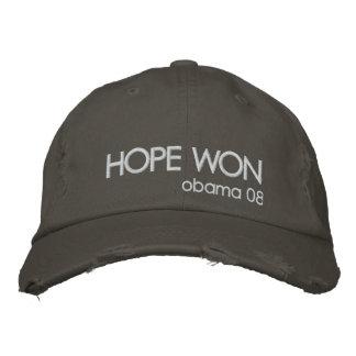Obama 2012 gorras de béisbol bordadas