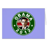 Obama 2012 Green Cards