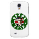 Obama 2012 Green Samsung Galaxy S4 Cover