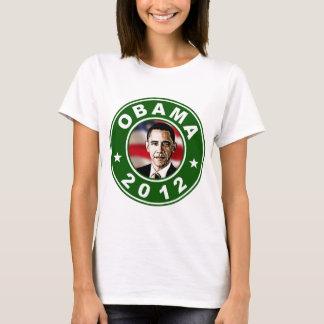 Obama 2012 Green T-Shirt