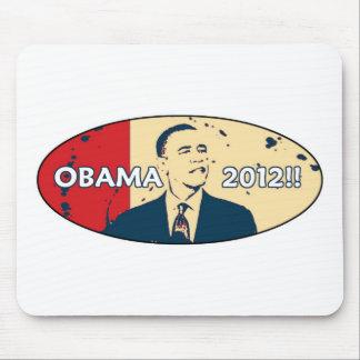 OBAMA 2012 HOPE DESIGN MOUSE PAD