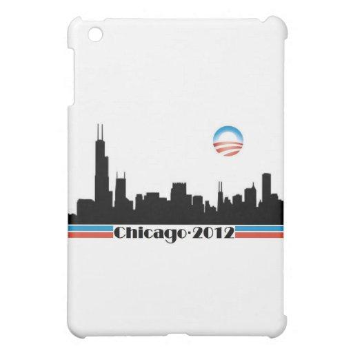 Obama 2012 - Horizonte de Chicago
