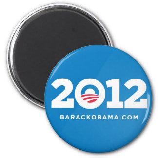 Obama 2012 imán para frigorifico