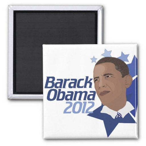 Obama 2012 imán