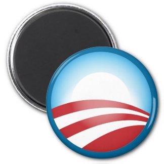 Obama 2012 iman para frigorífico