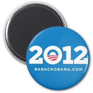 Obama 2012 imán redondo 5 cm